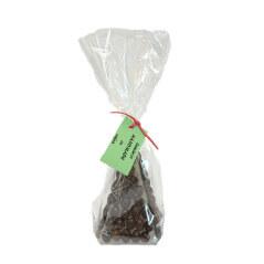 Lumanare handmade piramidala cu cafea